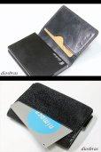 画像9: カードケース スライド スティングレイ スティングレー ガルーシャ 財布 ウォレット 二つ折り財布 アルミニウム カードケース スキミング防止 磁気 薄型 スリム RFID カードホルダー スライド式 マネークリップ メンズ レディース キャッシュレス ミニマリスト エイ革